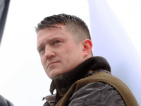 Tommy Robinson PEGIDA UK