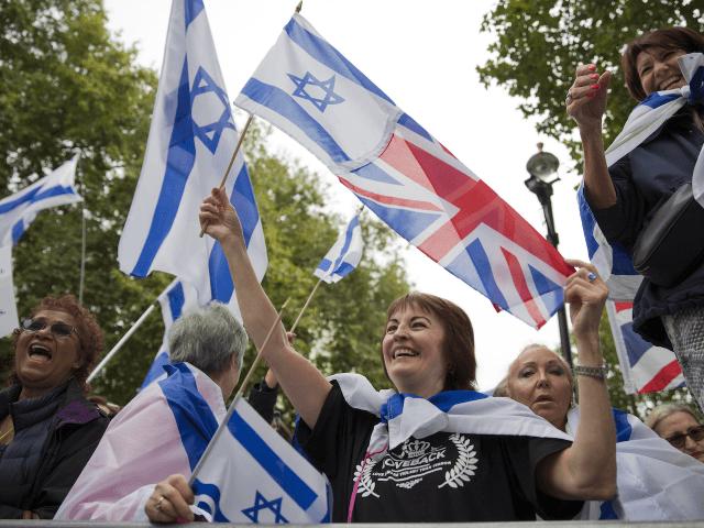 Benjamin Netanyahu UK