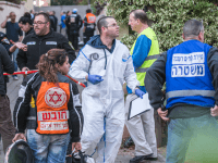 Israeli ambulance stabbing attack
