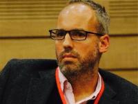 Luke Baker, bureau chief for Reuters in Israel