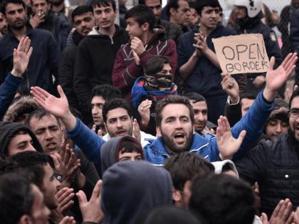 100,000 Migrants
