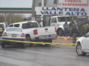Reynosa Shootout