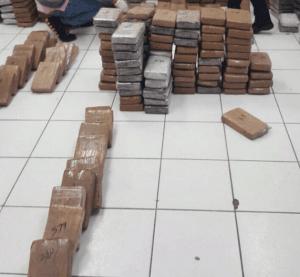 Tamaulipas Seized Cocaine