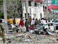 Somalia Bombing AP