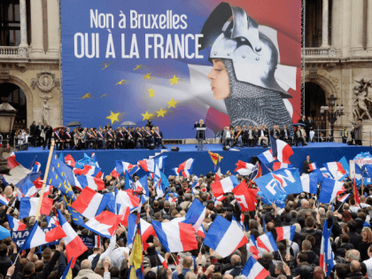 Islamic State Makes French National Front Its 'Prime Target'