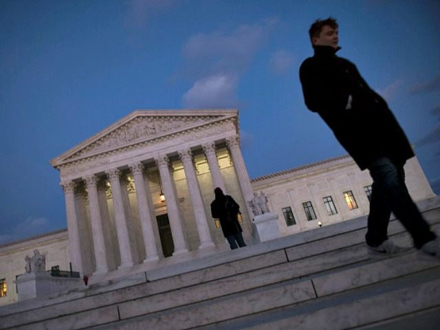 Supreme Court Bldg. Brendan Smialowski