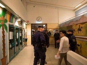 Sweden School Police