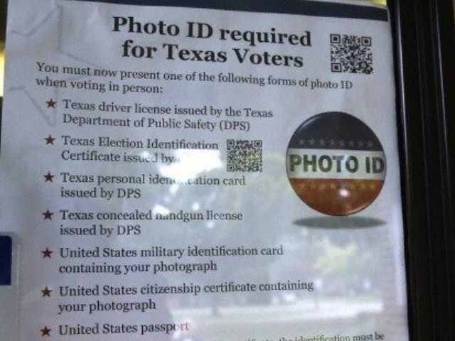 Texas Photo ID