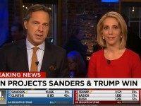 CNN's Tapper: NH GOP Primary 'A Great Night' For Trump, 'Horrible Night' for GOP Establishment