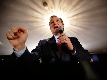 Cruz: 'The Only Person in This Field Who Can Beat Donald Trump Is Me'