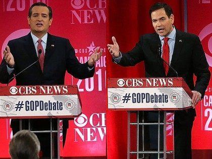 Rubio Blasts Cruz: 'He Doesn't Speak Spanish'