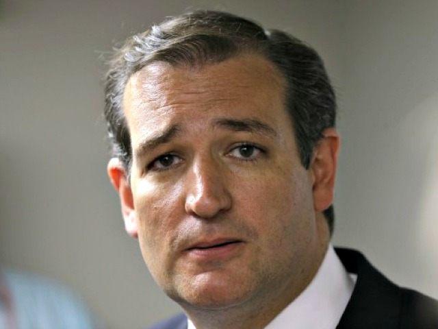Ted Cruz closeup AP