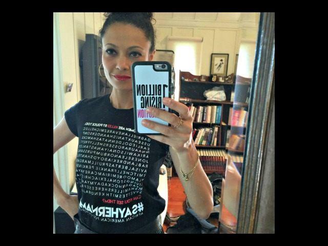 Thandie Newton T Shirt