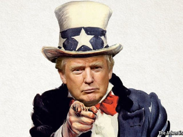 Trump Economist cover