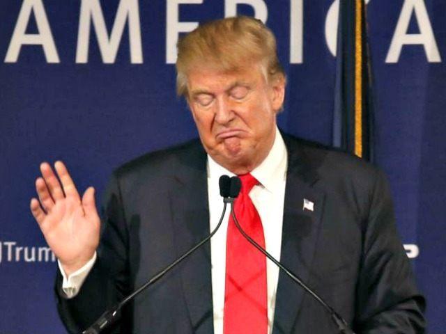Trump Gestures No Big Deal AP