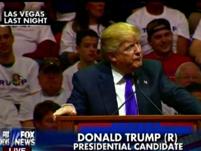 Trump Nevada screebshot