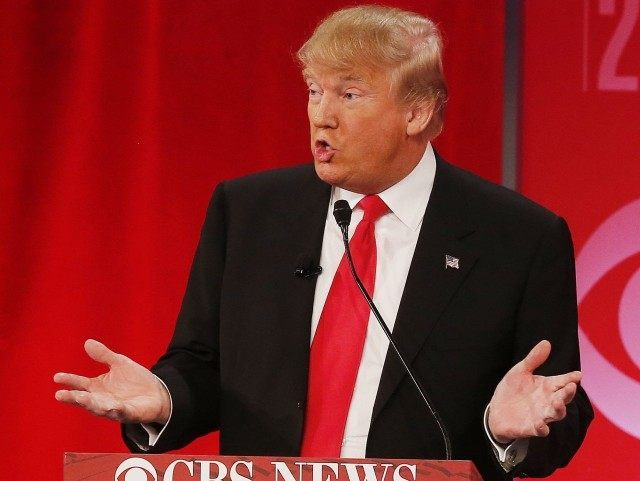 Trump South Carolina debate (John Bazemore / Associated Press)