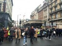 Victoria Station evacuated