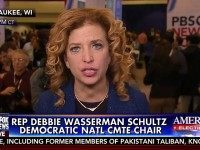 Wasserman Schultz: Hillary Has 'Had Consistent Transparency Across the Board'
