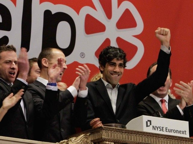Yelp NYSE (Richard Drew / Associated Press)