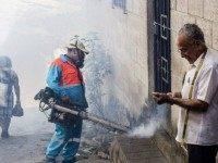 Zika spraying