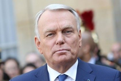 France's new Foreign Minister Jean-Marc Ayrault