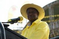 Uganda's veteran President Yoweri Museveni of the ruling National Resistance Movement (NRM) party looks set to win a fifth term in office