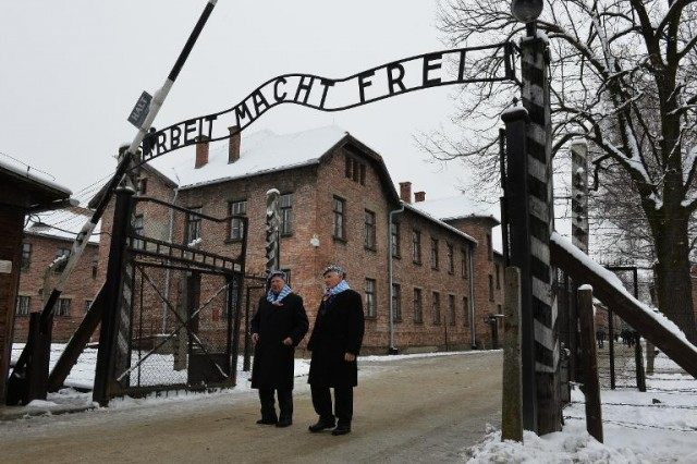 More than six million Jews died during the Nazi Holocaust, as survivors revisit Auschwitz on the 70th anniversary of the concentration camp's liberation in January 2015