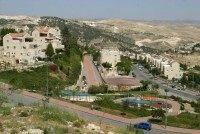 Maale Adumim, with a population of about 36,000, is one of the largest Israeli settlements in the occupied West Bank