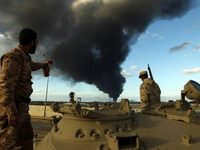 Libya has had rival parliaments and governments since 2014, after an Islamist-led militia alliance overran Tripoli and forced the internationally recognised administration to flee to the remote east of the oil-rich nation