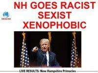 HuffPo Trolls New Hampshire As 'Racist, Sexist, Xenophobic'
