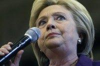 Hillary Clinton: Republicans 'Dishonor' Constitution by Vowing to Block Scalia Replacement