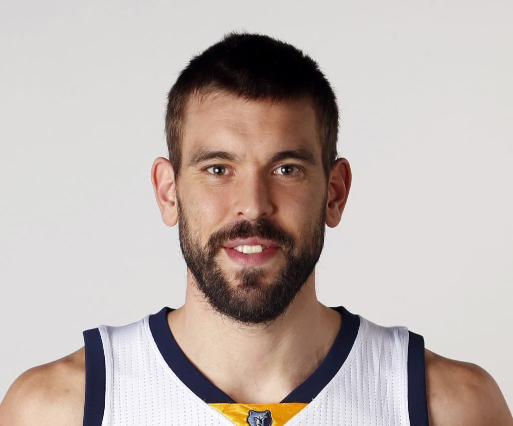 marc gasol height