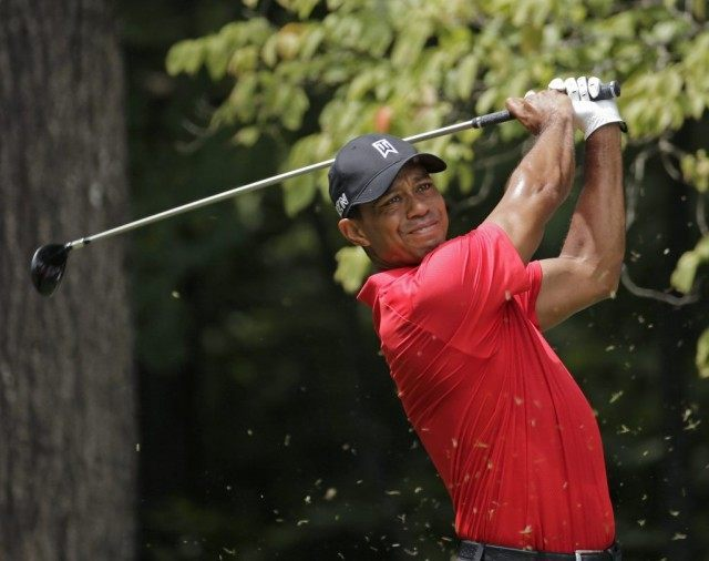 Tiger Woods is beaten at golf by an 11-year-old