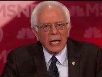 Sanders: 'The Business Model of Wall Street Is Fraud'