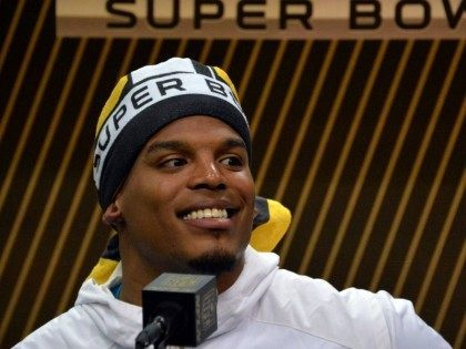 Carolina Panthers quarterback Cam Newton almost brought his one-month-old son, …