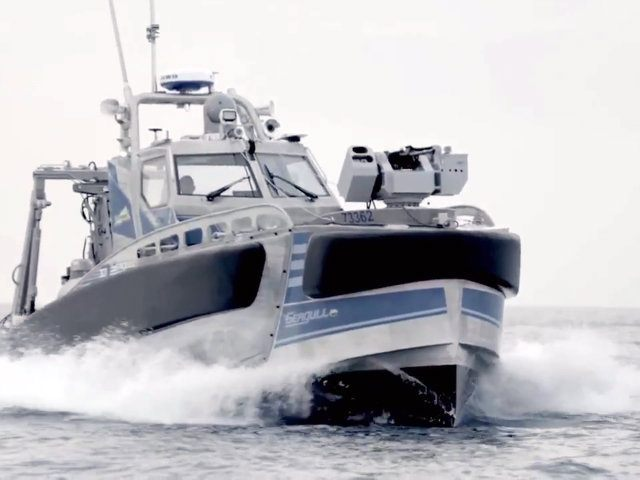 Israeli defense electronics company Elbit Systems unveiled a multi-mission, highly autonomous Unmanned Surface Vehicle (USV) that wages end-to-end mine hunting missions, eliminating the need for men to work in the minefield.
