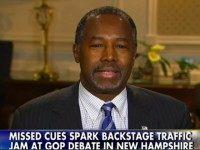 Carson: Cruz Allowed His Campaign To Clearly Do Things That Were 'Underhanded'