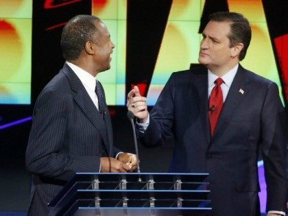 Ted Cruz Requests Private Meeting With Ben Carson