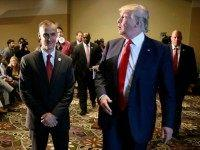 WSJ: Corey Lewandowski 'the Man Who Helps Trump Be Trump'