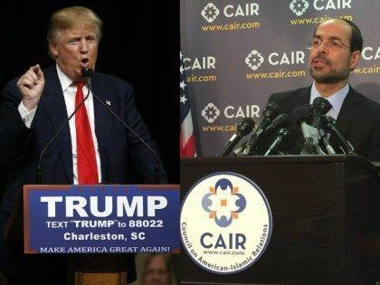Donald Trump/Nihad Awad