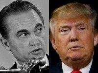 George Wallace, Donald Trump