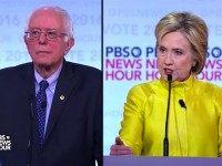Sanders to Hillary on Wall Street Ties: 'Let's Not Insult the Intelligence of the American People'