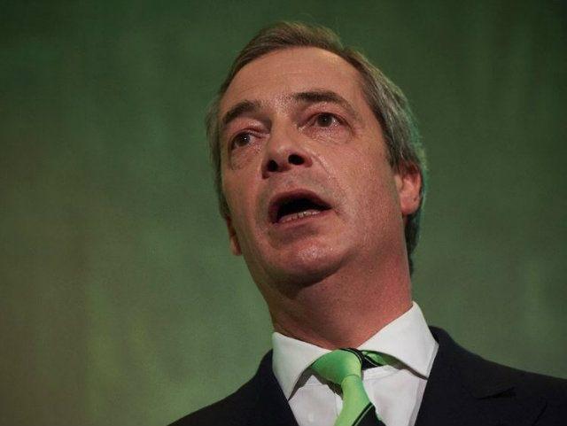UK Independence Party (UKIP) leader Nigel Farage on Friday said …