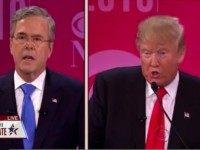 Jeb to Trump: 'It's Weak to Disparage Women, It's Weak to Disparage Hispanics'