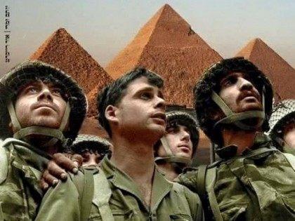 jewish Soldiers egypt