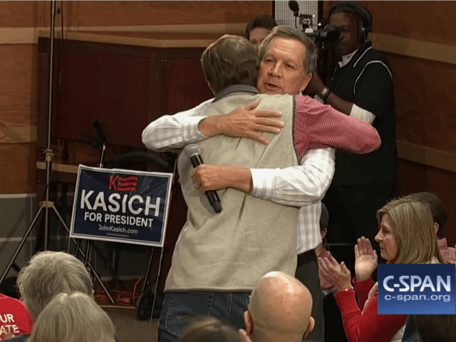 John Kasich in South Carolina