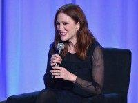 Julianne Moore: 'I Want to Shape the Gun Industry Like the Car Industry'