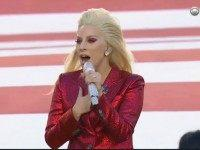 WATCH: Lady Gaga Sings National Anthem at Super Bowl 50