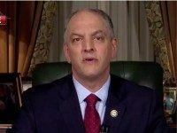 Watch: Louisiana Governor John Bel Edwards Threatens to Cut LSU Football